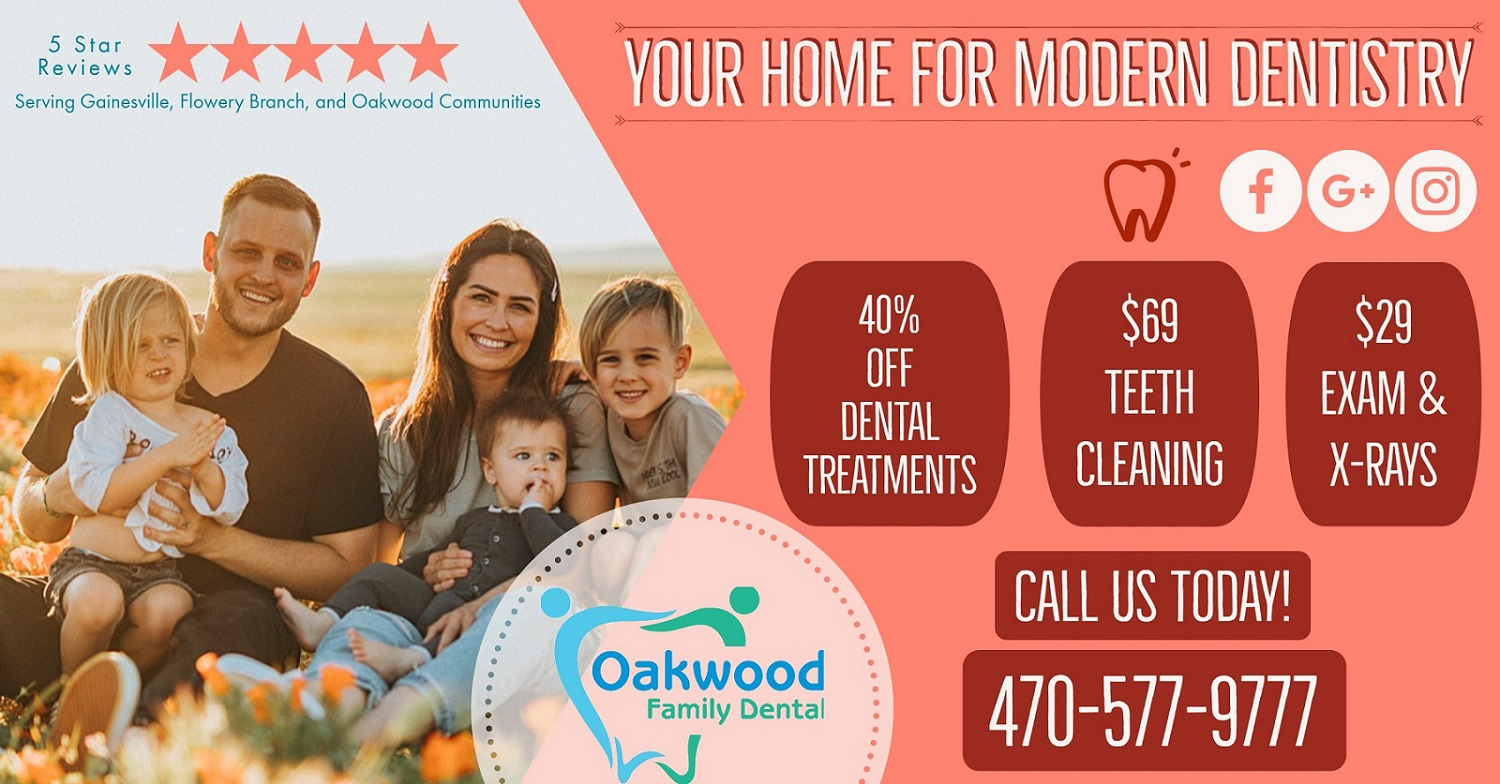 Oakwood Dental Clinic offers